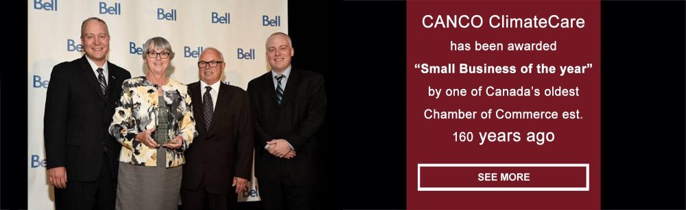 Canco ClimateCare Small business of the year